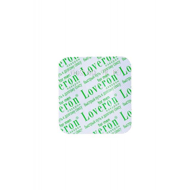 Возбуждающие женские таблетки Loveron, 1шт