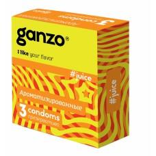 Презервативы GANZO Juice No3