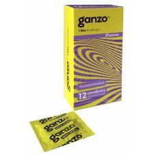 Презервативы GANZO Sense No12