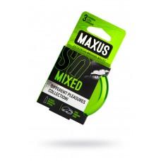 Презервативы MAXUS №3 Набор в железном кейсе