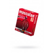 Презервативы Masculan Classic 1, Нежные, №3