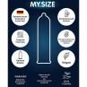 Презервативы MY.SIZE, ширина 53мм, №36