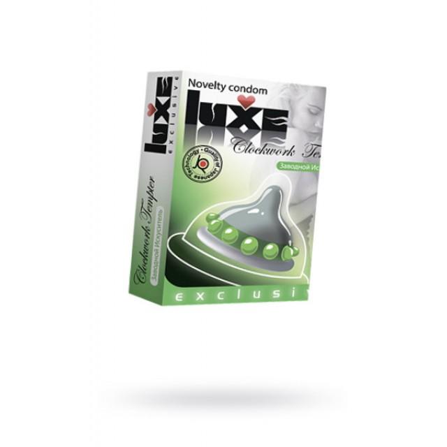 Презервативы Luxe Exclusive Заводной искуситель №1, 1 шт