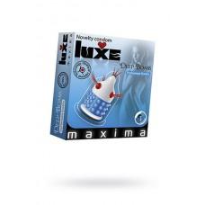 Презервативы Luxe Maxima Глубинная бомба №1, 1 шт