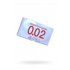 Презервативы Sagami Original 0.02 УЛЬТРАТОНКИЕ, №2