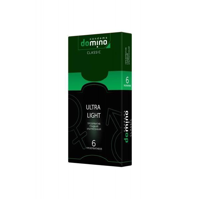 Презервативы Luxe DOMINO CLASSIC №6 Ultra Light