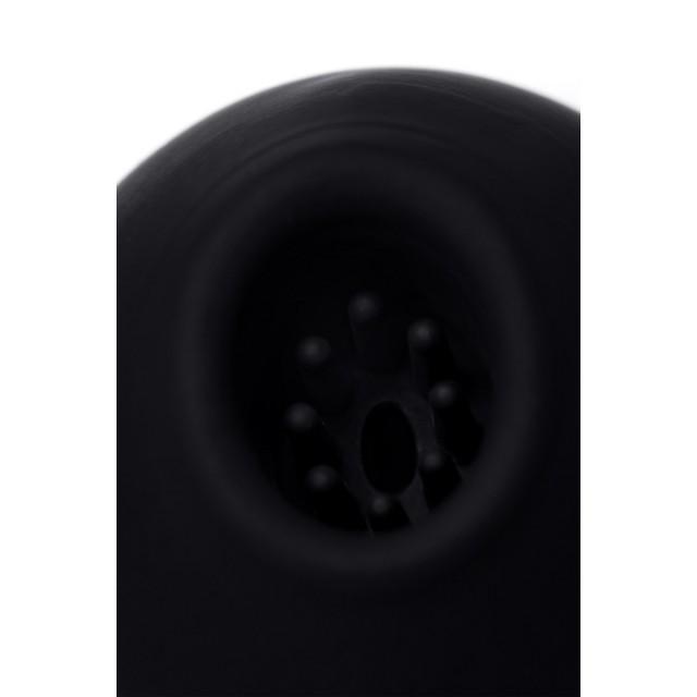 Бесконтактный стимулятор клитора Erotist Coxy с вибратором, Чёрный