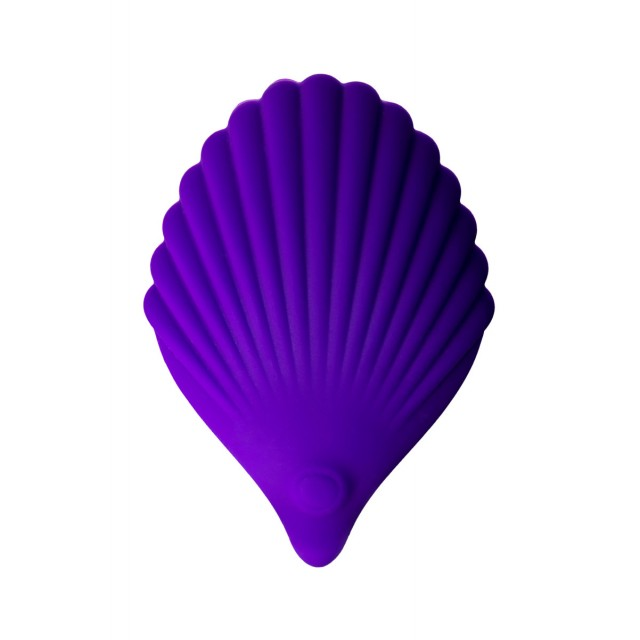 Вибратор TOYFA A-Toys стимулятор точки G, Силиконовый, Фиолетовый, 12см