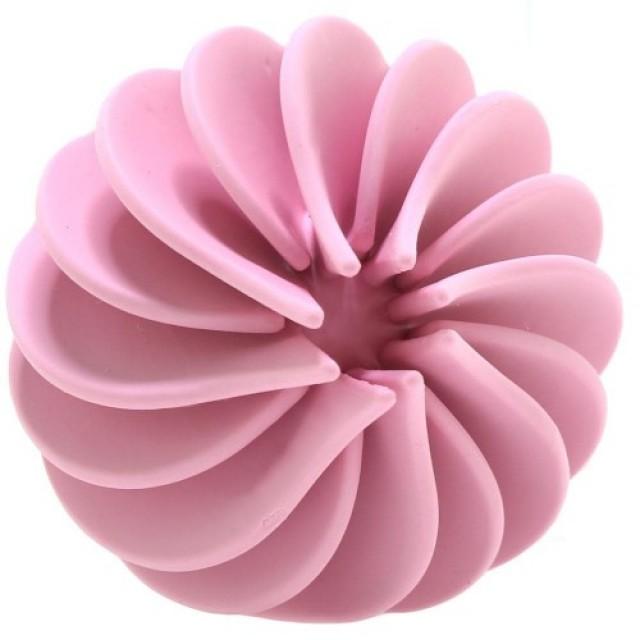 Вибростимулятор Satisfyer Sweet Treat, Силиконовый, Розовый