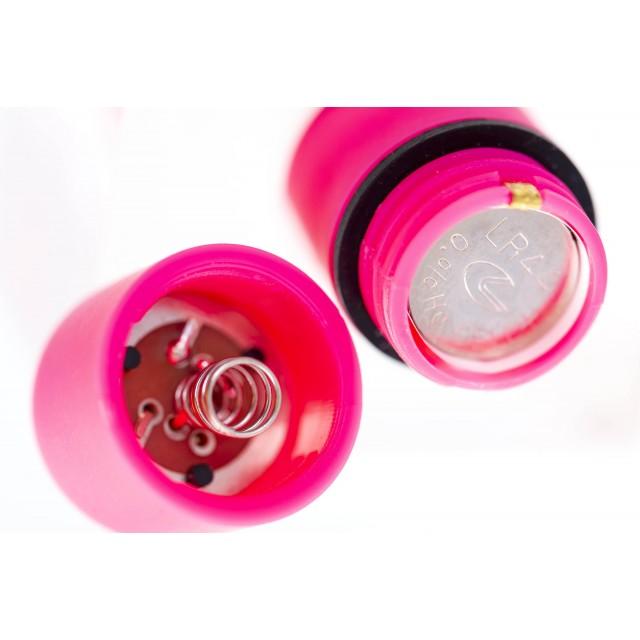 Вибропуля TOYFA Alli, ABS пластик, Розовая, 5,5см, Ø1,7см