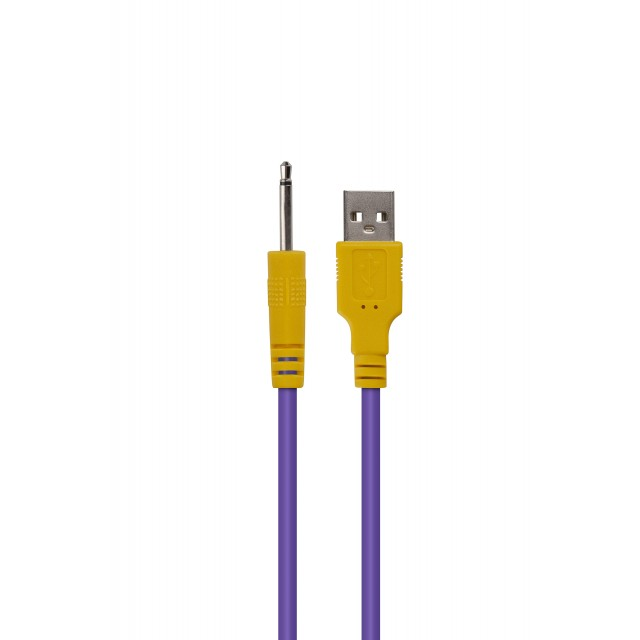 Вибратор PMV Base Wand, Силиконовый, Фиолетовый, 24см