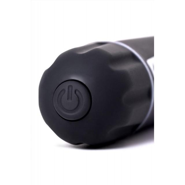 Вибропуля Bathmate Vibe Bullet Black, Пластиковая, Чёрная