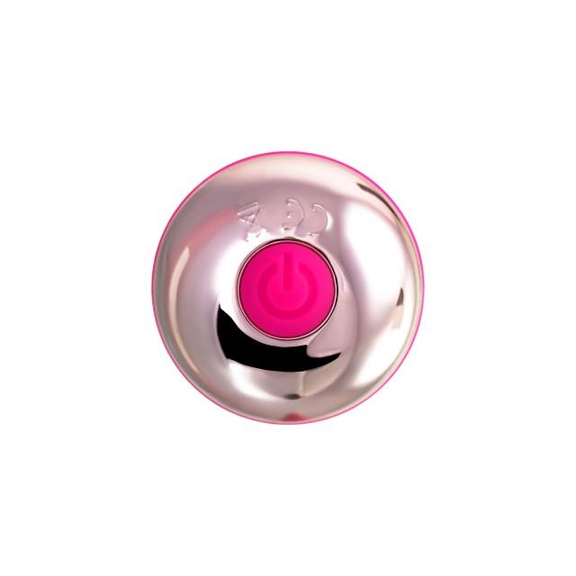Нереалистичный вибратор A-Toys by TOYFA Mastick, 18см