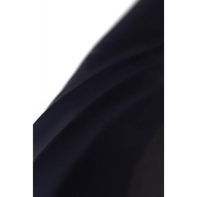 Нереалистичный вибратор WANAME D-SPLASH Tornado, Силиконовый, Чёрный, 25см