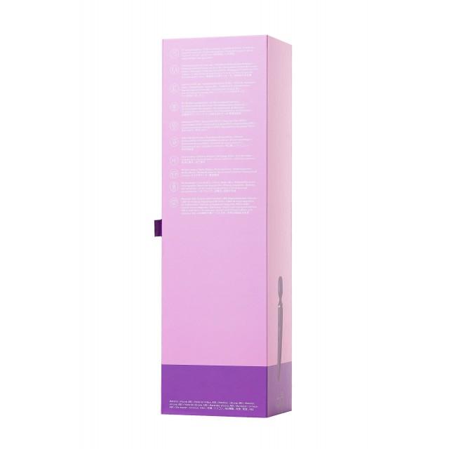 Вибратор Satisfyer Woman Wand, Силикон, Фиолетовый, 34см, Ø5,7