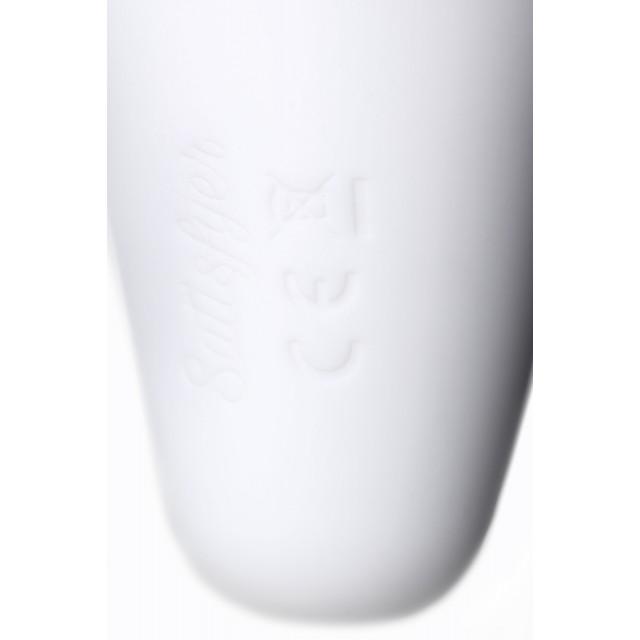 Вибромассажер Satisfyer Layon 4 Sweet Sensation, Силиконовый, Белый, 9,6см