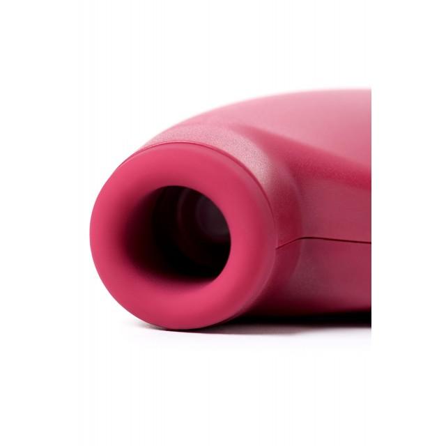 Вакуумный стимулятор клитора Satisfyer One Night Stand, ABS-пластик, Красный