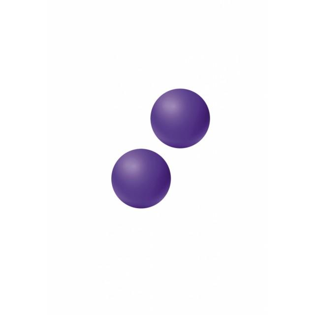 Вагинальные шарики без сцепки Emotions Lexy Medium, Силиконовые, Сиреневые