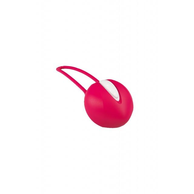Шарик вагинльный Fun Factory SMARTBALL UNO, Красно-белый