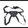 Трусики - ремень для страпонов, Искусственная кожа, Черные