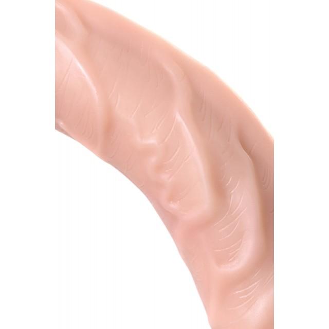 Фаллоимитатор TOYFA RealStick Nude реалистичный, 18см