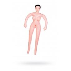 Кукла надувная Nurse Emilia с двумя отверстиями из киберкожи