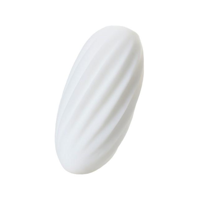 Мастурбатор яйцо SVAKOM HEDY BROWN, ТПЕ, Белый