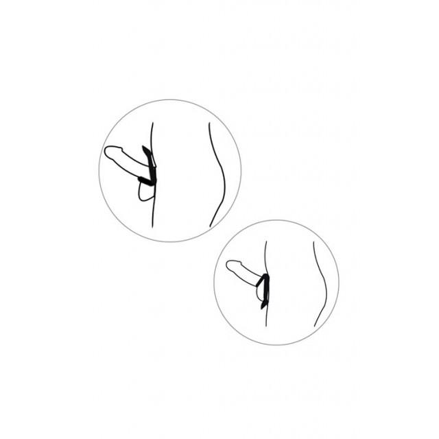 Двойное эрекционное кольцо Levett Marcus