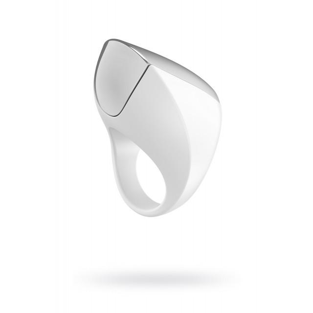Эрекционное кольцо OVO с вибрацией, Силиконовое