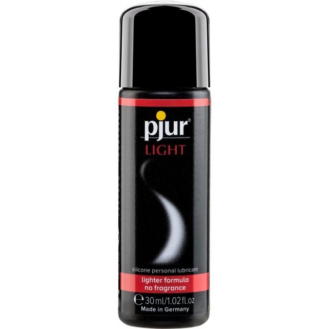 Лубрикант силиконовый Pjur Light, 30мл