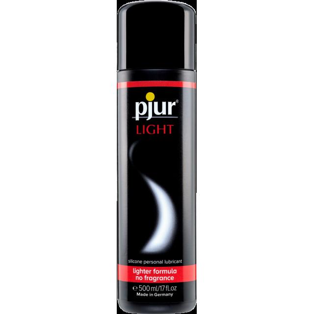 Лубрикант гибридной основы Pjur Light, 500мл