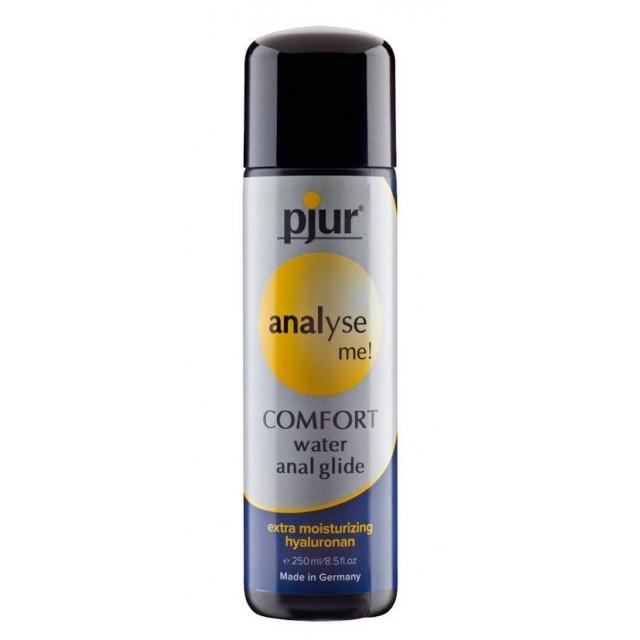 Лубрикант Pjur Analyse Me! Comfort Water Anal Glide, 250мл