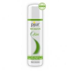 Лубрикант Pjur Woman Aloe с экстрактом алоэ ПРОБНИК, 2мл
