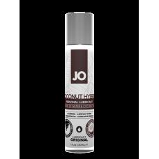 Гибридный лубрикант с кокосовым маслом JO Hybrid - Original, 30мл