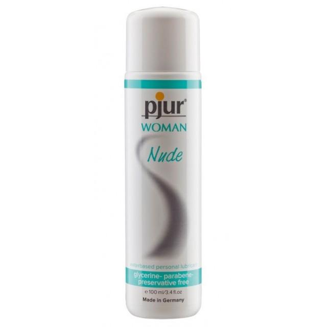 Лубрикант Pjur Woman Nude для чувствительной кожи, 100мл