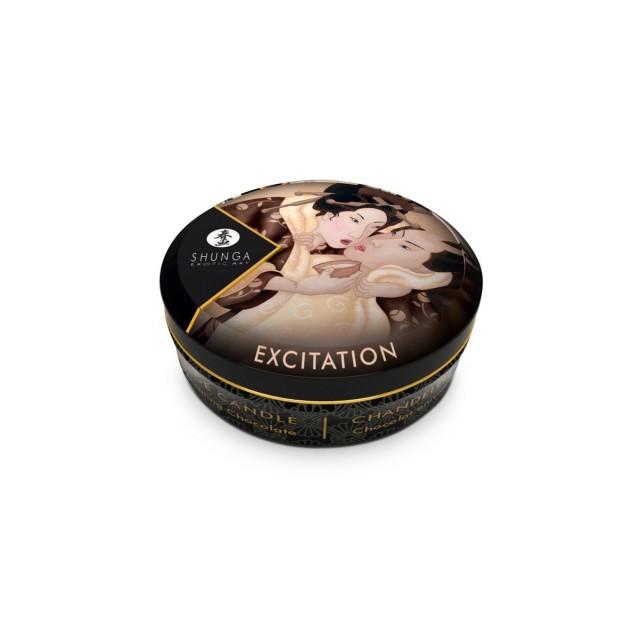 Массажное аромамасло Shunga, Пьянящий Шоколад, 30мл