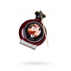 Декоративная крем-краска для тела Shunga, Шампанское с клубникой, 100мл