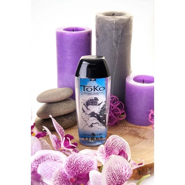 Лубрикант Shunga Toko Aroma со вкусом экзотических фруктов, 165мл
