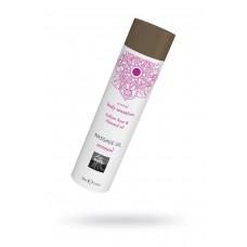 Массажное масло Sensual, индийская роза и масло миндаля, 100мл