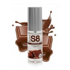 Лубрикант съедобный STIMUL8 со вкусом шоколада, 50мл