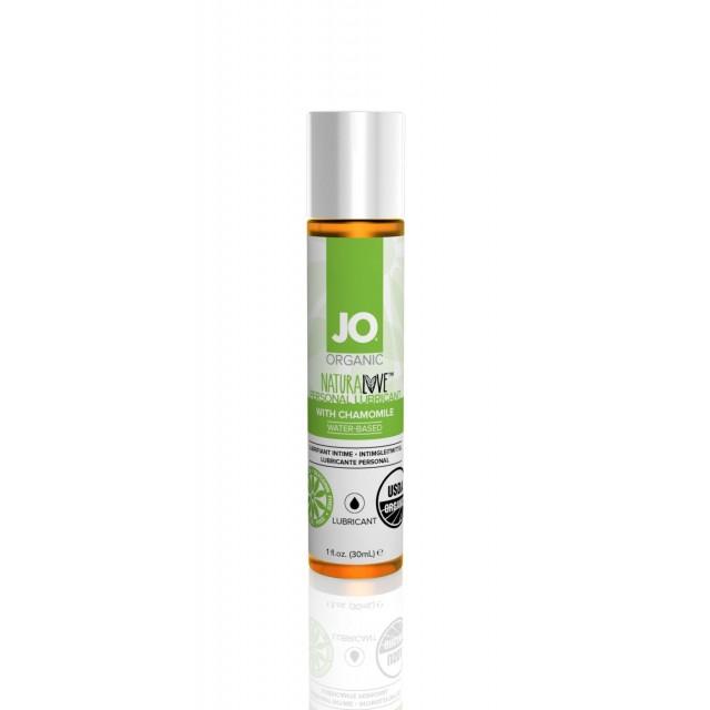 Лубрикант JO NATURALOVE - Organic, 30мл