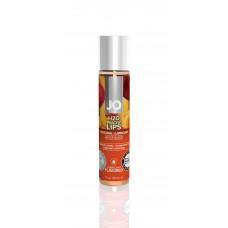 Лубрикант съедобный JO H2O - Peachy Lips, 30мл