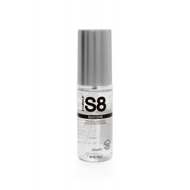 Лубрикант на силиконовой основе STIMUL8 Premium, 50мл