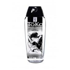 Лубрикант силиконовый Shunga Toko Silicone, 165мл