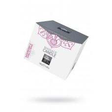 Массажная свеча HOT Shiatsu с ароматом малины и ванильным кремом, 130мл