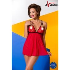 Комплект белья (платье, трусики) Avanua Salome, Красный, L/XL