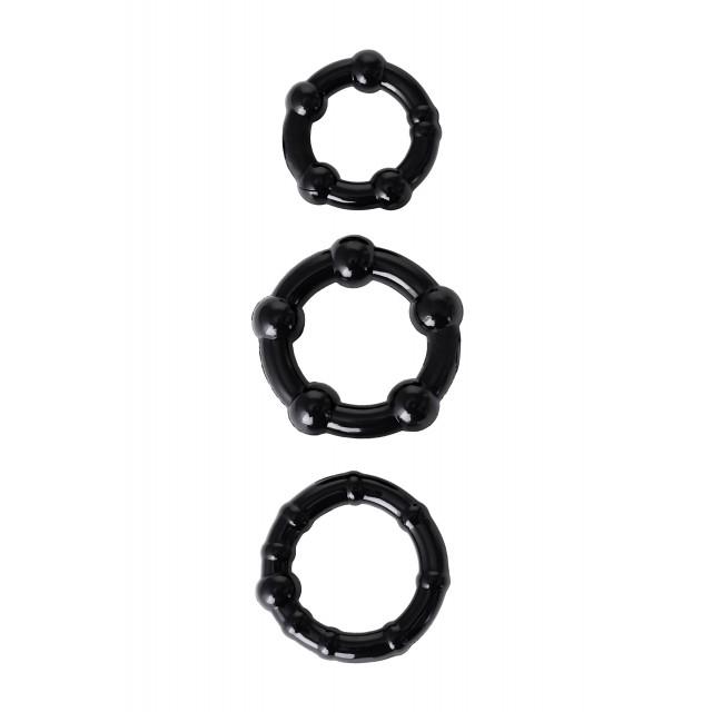 Помпа для пениса TOYFA A-Toys с вибрацией, PVC, Чёрная