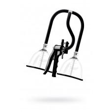 Помпа для груди SAIZ Premium - Small, Чёрная, 60 см