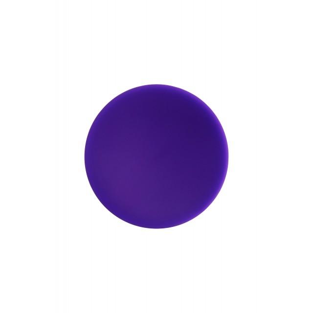 Анальная втулка ToDo by Toyfa Klapsy, Фиолетовая, Ø3см